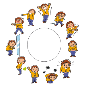bambino cirkel